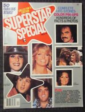 1977 SUPERSTAR SPECIAL Magazine FVF 7.0 Farrah Fawcett / Elvis Presley