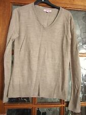 Per Una Thin V Neck Acrylic Women's Jumpers & Cardigans