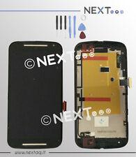 Schermo Display Touch screen Motorola MOTO G2 XT1068 XT1