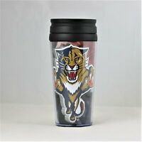 Florida Panthers NHL Licensed Acrylic 16oz Tumbler Coffee Mug w/wrap Insert