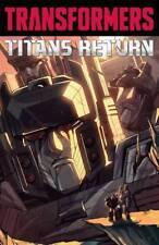 TRANSFORMERS TITANS RETURN TPB IDW Science Fiction Comics TP