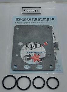 Dichtungssatz für Tandempumpen,Euro Ausführung  4-Loch 71,4x96,1mm, 36,47mm