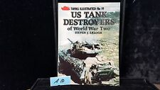 US Tank Destroyers of World War Two (Tanks Illustrated, No. 19) (Lot A10)