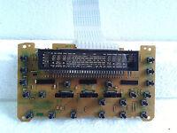 Display/PCB pour lecteur de cassette:PIONEER CT-W420R.Pièce détachée