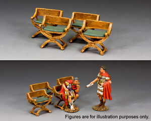 KING & COUNTRY DIORAMA SP118 4 ANCIENT SEATS