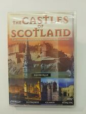 Castles of Scotland [DVD] -New and sealed