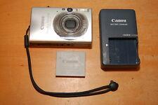 Canon PowerShot Digital ELPH SD1100 IS 8.0MP Digital Camera Silver