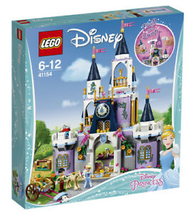LEGO Disney Princess Cinderellas Traumschloss - 41154