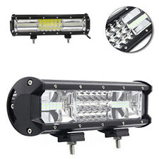 Triple-row Work Driving Light Bar Waterproof for Jeep Truck Off-road 4WD 8100LM