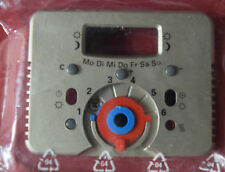 Busch Jaeger  Zentralscheibe für Raumtemperaturregler alpha palladium (A10)
