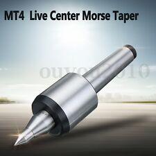 MT4 4MT Precision Live Center Centre Morse Taper Bearing Lathe Turning Revolving