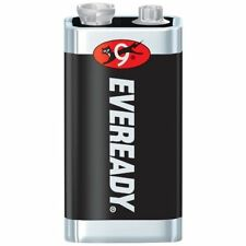 1 Eveready Super Heavy Duty 9V 9 Volt Carbon Zinc Battery