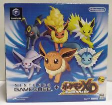CONSOLE NINTENDO GAMECUBE POKEMON XD LIMITED EDITION BOXED GC NINTENDO JAPAN