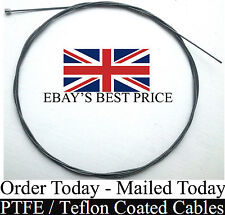 PTFE Teflon Coated Bike Gear Cables x2 Cycle Inner Shimano SRAM Campy Compatible