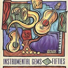 Instrumental Gems of the Fifties by Various Artists (CD, Dec-2004, 2 Discs, Coll