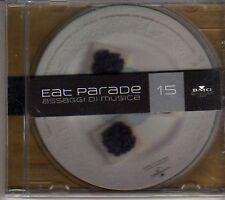(CX287) Eat Parade, Assaggi Di Musica - sealed DJ CD