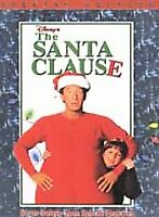 The Santa Clause (DVD, 2002, Special Edition) Brand New, Factory Sealed.