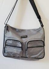 Calvin Klein Crossbody Shoulder Bag Grey & Black