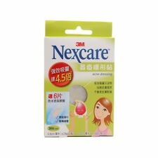 3M Nexcare Waterproof Acne-Control Acne Dressing 36Pcs