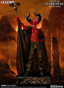PCS Pop Culture Shock Sideshow Lord of Darkness 1/3 Statue