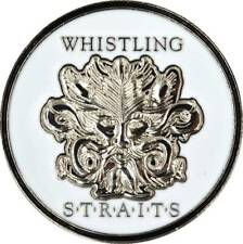 WHISTLING STRAITS Logo LARGE COMMEMORATIVE COIN Golf Ball Marker