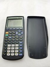 Texas Instruments TI-83 Plus Graphing Calculator with Cover (H)