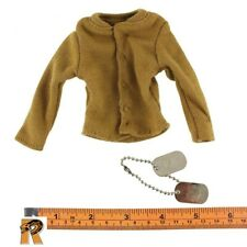 Army Coldweather - Thermal Shirt & Dogtags - 1/6 Scale - GI JOE Action Figures