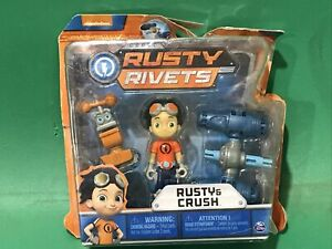 Rusty Rivets - Rusty and Crush