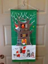 Jerry ROUPE Scandinavian Fairy cross stitch-Japanese Craft Book