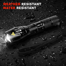 Ultra-fire 12000LM Zoomable CREE XM-L T6 LED Flashlight Torch Bright Light