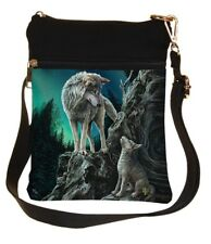 NUOVO * Guida * Wolf Lupi Lisa Parker Borsa a tracolla nemesis now - 1ST Class