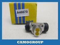 Cylinder Rear Brake Rear Wheel Cylinder Metelli Santana Samurai 040503