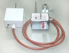 Abluftsteuerung - Fensterkontaktschalter - Rauchgasüberwachung Funk Einbau