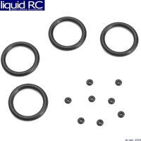 Tekno RC 6714 Emulsion O-ring Set (4x cap seals 8x emulsion o-rings for 13mm