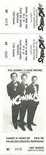 RARE / TICKET SPECTACLE COMIQUE CONCERT LIVE - LES INCONNUS A PERPIGNAN 1990