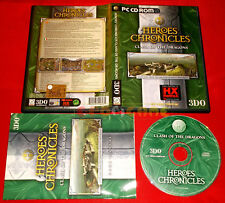 HEROES CHRONICLES CLASH OF THE DRAGONS Pc Versione Italiana ○ COMPLETO - FV