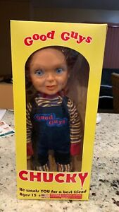 GOOD GUYS 14' CHUCKY DOLL NEW IN THE BOX!