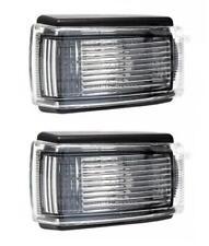 WHITE SIDE LIGHT REPEATER INDICATORS SET VOLVO S70 V70 C70 S90 V90 OE:  9178885