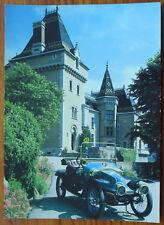 CLEMENT BAYARD TORPEDO musee automobile Henri Malartre Lyon