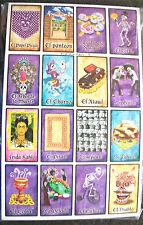 Dia de los Muertos Loteria de la Muerte BINGO Game Nice Artwork MINT Unopened