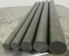 "4/"" Diameter 1045 Steel Round Bar Stock 4"" x 9"" Length"