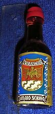 Schnapsfläschchen Miniflasche 2,5 cl, Morandini Amaro Sebiao 30 % vol Italien