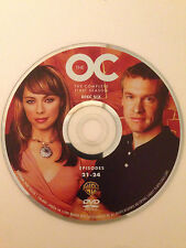 The O.C. -  Season One - Disc 6 Only (DVD,2004) DVD Disc Only - Replacement Disc