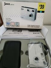 VINTAGE (NEW)Jazz JDC-315 5.0 MP Digital Camera - Silver