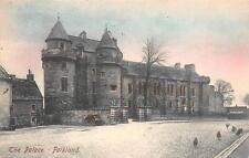 FALKLAND PALACE SCOTLAND POSTCARD 1905
