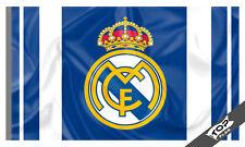 Real Madrid Flag Banner 3x5 ft Soccer Blancos Bernabeu Liga La