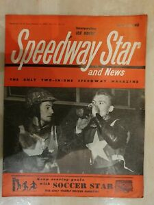 SPEEDWAY STAR and News, 25th January 1964 Vol.12 No.45