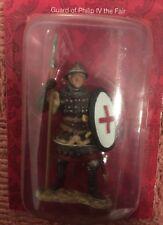 "Guard of Philip IV the Fair 3.5"" Die-cast Figurine"