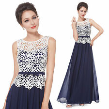 Lace Dry-clean Only Formal Regular Size Dresses for Women