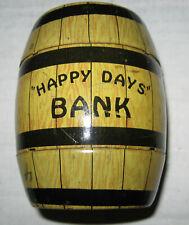 "Chein ""Happy Days"" Tin Bank"